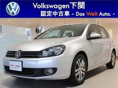 VW ゴルフTSI コンフォートライン ワンオーナー 禁煙 ナビ ETC