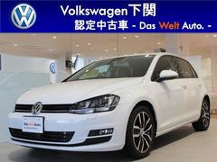 VW ゴルフTSI ハイライン コンポジションメディア DCC ETC