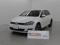 VW ゴルフTSI Highline Connect