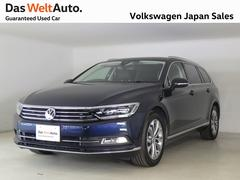 VW パサートヴァリアントTSI Highline Leather 認定中古車Navi