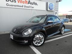 VW ザ・ビートルFender Edition Navi