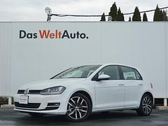 VW ゴルフ Highline BlueMotion Technology