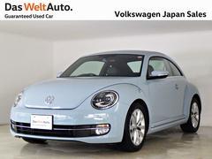 VW ザ・ビートルDesign Leather  認定中古車 SDナビ ETC