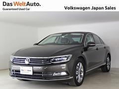 VW パサートTSI ハイライン LED  フルレザー ナビ 認定中古車