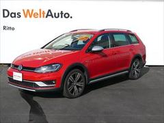 VW ゴルフオールトラックTSI 4MOTION Technology