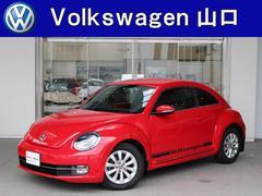 VW ザ・ビートルデザイン 純正オーディオ ETC ワンオーナー 禁煙車