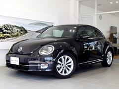 VW ザ・ビートルDesign LeatherPackage 純正ナビ ETC