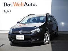 VW ゴルフヴァリアントTrendline 社外ナビ ETC