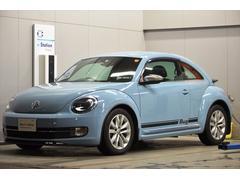 VW ザ・ビートルデザインレザー 黒革 Rスポ 新品タイヤ付 認定保証1年