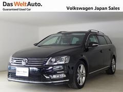 VW パサートヴァリアントR−Line Edition 認定中古車