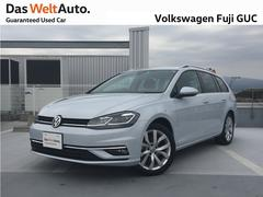 VW ゴルフヴァリアントTSI Highline テクノロジーP ACC・ナビ正規車