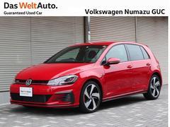 VW ゴルフGTIGTIテクノロジーP・DCC ナビ・ACC正規認定