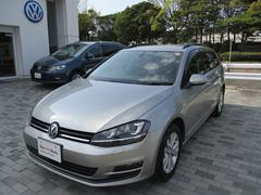 VW ゴルフヴァリアントTSI Comfortline NAVI ETC RC
