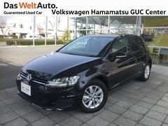 VW ゴルフ40th エディション 1オーナー 禁煙車 純正ナビ ETC