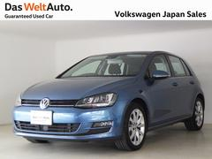 VW ゴルフTSI ハイライン ナビ BC ACC DWA認定中古車