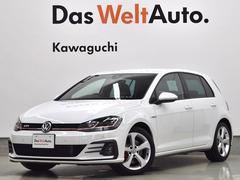 VW ゴルフGTIGTI 7.5 6MT NAVI