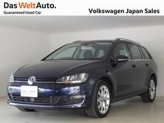 VW ゴルフヴァリアントHighline Navi BC ACC 認定中古車