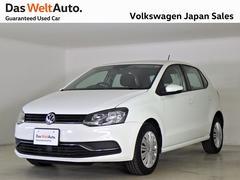 VW ポロTSI Comfortline ETC DWA