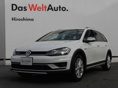 VW ゴルフオールトラックTSI 4MOTION テクノロジーパッケージ 認定中古車