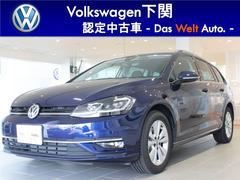 VW ゴルフヴァリアントTSIコンフォートライン ナビ ETC バックカメラ LED