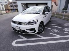 沖縄の中古車 フォルクスワーゲン VW ゴルフトゥーラン 車両価格 320万円 リ済別 2016年 0.5万K ピュアホワイト
