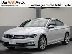 VW パサートTSI R−Line 正規認定中古車