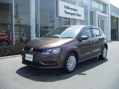 VW ポロTSI Comfortline NAVI