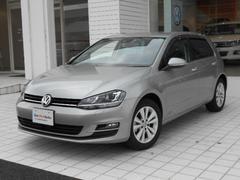 VW ゴルフTSI ComfortlineBlueMotion Tech