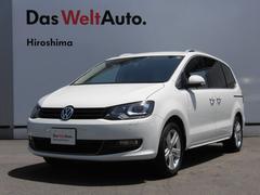 VW シャランハイライン ACC 純正ナビ リアカメラ 認定中古車
