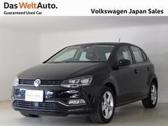 VW ポロTSI Highline 認定中古車 SDNAVI LED