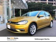 VW ゴルフTSI Highline VW認定中古車 Navi+ETC