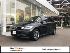 VW ゴルフトゥーランR−Line VW認定中古車 Navi+ETC