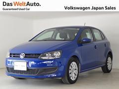VW ポロTSIコンフォートライン 社外ナビ バックカメラ 認定中古車