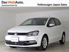VW ポロTSIコンフォートラインUPグレードPK 認定中古車SDナビ