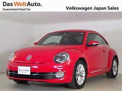 VW ザ・ビートルデザインレザーPKG Navi BC DWA認定中古車