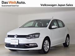 VW ポロTSIコンフォートラインマイスター認定中古車SDナビ LED