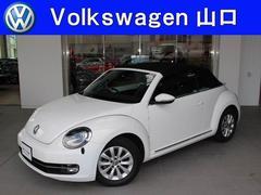 VW ザ・ビートル・カブリオレ地デジナビ リヤカメラ レザーシート シートヒーター