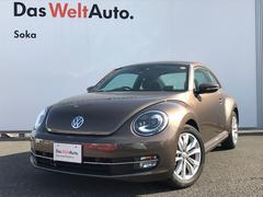 VW ザ・ビートル Design Leather Package Navi BC