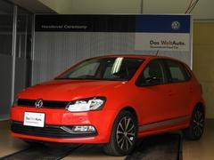 VW ポロwith beats 1オーナー Beatsコラボ限定車