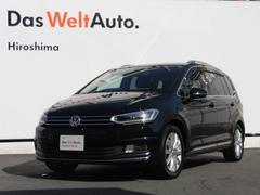 VW ゴルフトゥーランTSI Highline DiscoverPRO 認定中古車