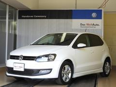 VW ポロアクティブ2 1オーナー 純正エアロ 純正ナビTV キーレス