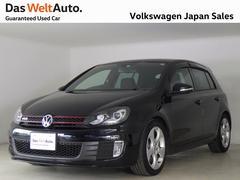 VW ゴルフGTI 純正ナビ リアビューカメラ ETC 認定中古車