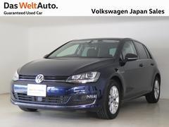 VW ゴルフ限定車 VW純正ナビ 前車追従機能(ACC) リアカメラ