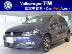 VW ポロオールスターナビ ETC オートエアコン LEDヘッドライト