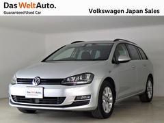VW ゴルフヴァリアントTSI Comfortline OneOwner