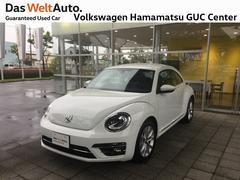 VW ザ・ビートルデザイン 1オーナー 禁煙車 純正ナビ ETC