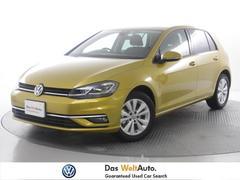 VW ゴルフ店舗試乗車卸、コンフォートライン、フル装備、LEDライト