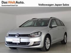 VW ゴルフヴァリアントコンフォートライン Navi Xe RC DWA認定中古車