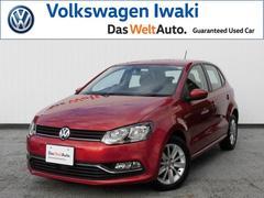 VW ポロTSI Comfortline UpgradePackage