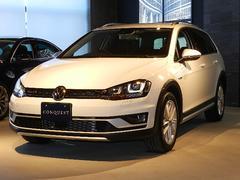 VW ゴルフオールトラックTSI 4MOTION アップグレードパッケージ 認定中古車